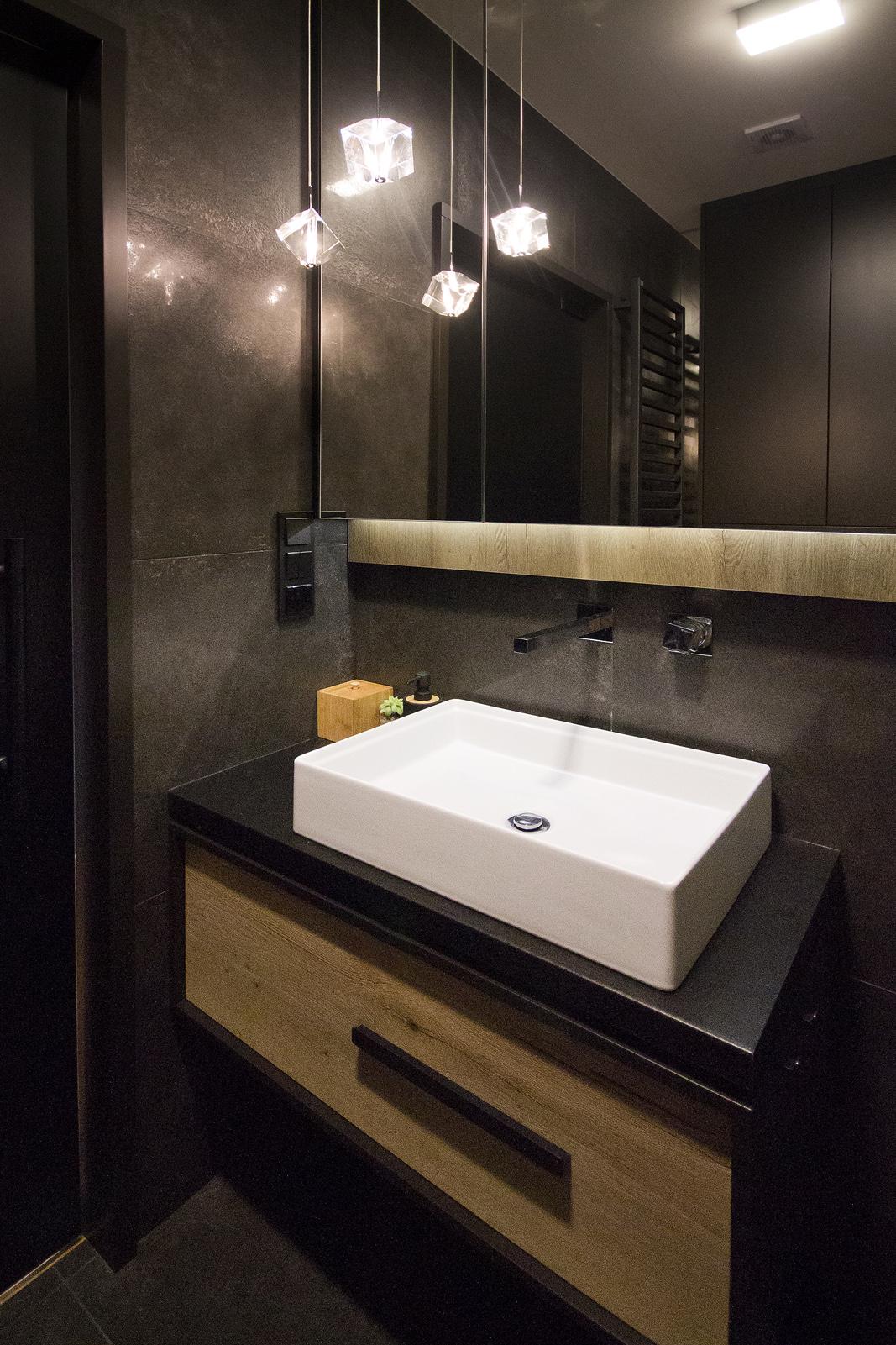 łazienka- szafka na wymiar